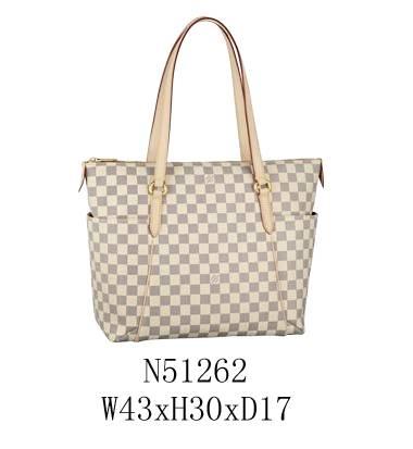My Loius Vuitton bag Siracusa GM Damier Azur