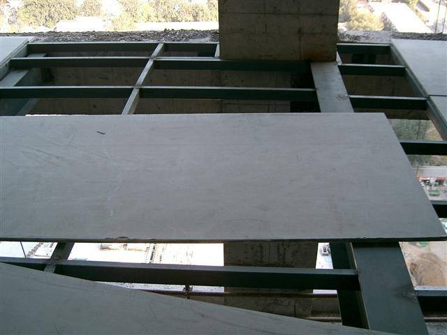 Fiber Cement Board Siding Flooring