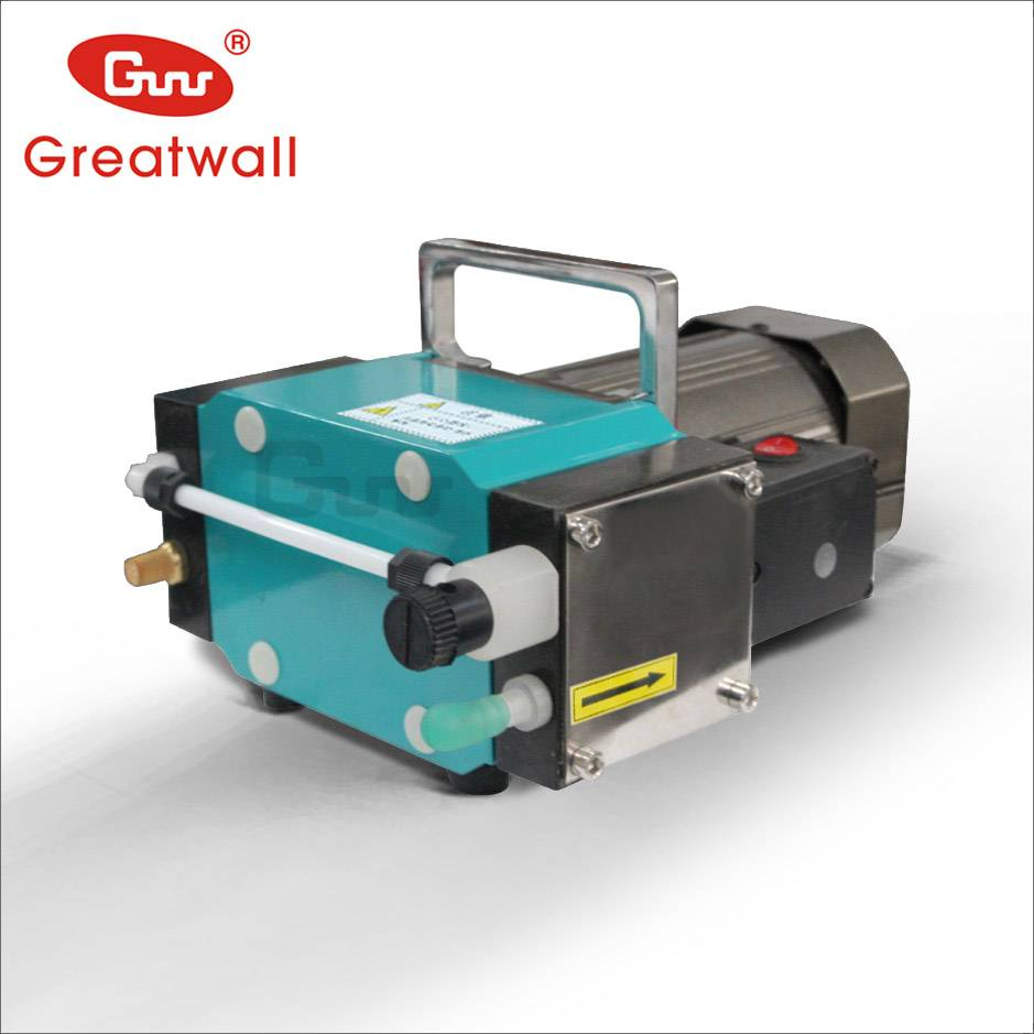 Oil Free MP-201 Diaphragm Vacuum Pump