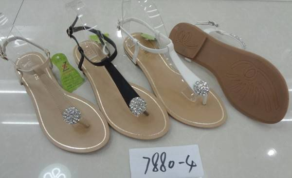 fashion woman sandals