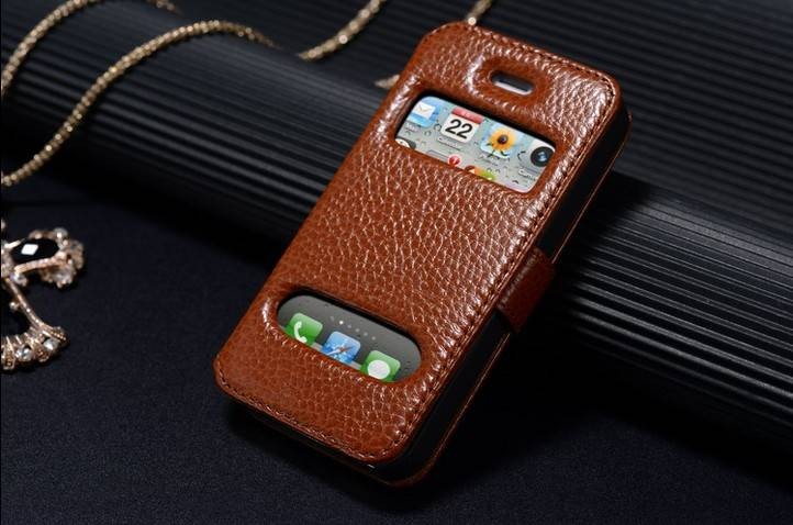 mobile phone cases leather case for iphone