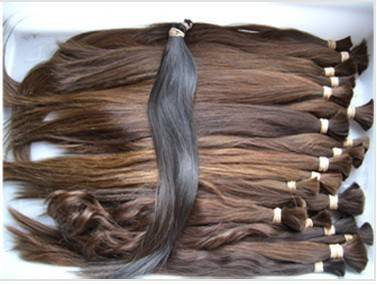 100% Human hair bulk, Remy HAIR bulk / Hair Bulk,Remy Hair