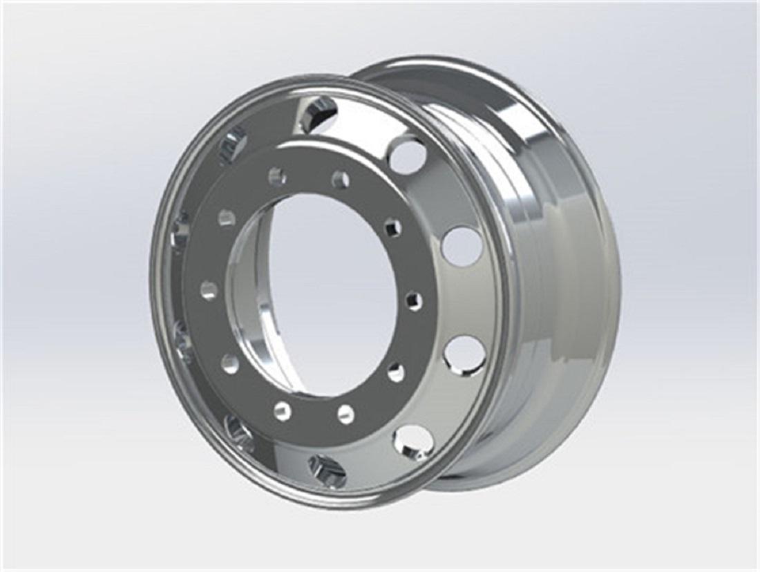 Customized E-coating Wheels