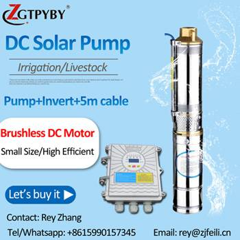 dc water pumps with solar panel centrifugal china bomba de agua pompe submersible in Australia