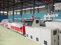 FD-SYJ240PVC PVC Profile extrusion machine