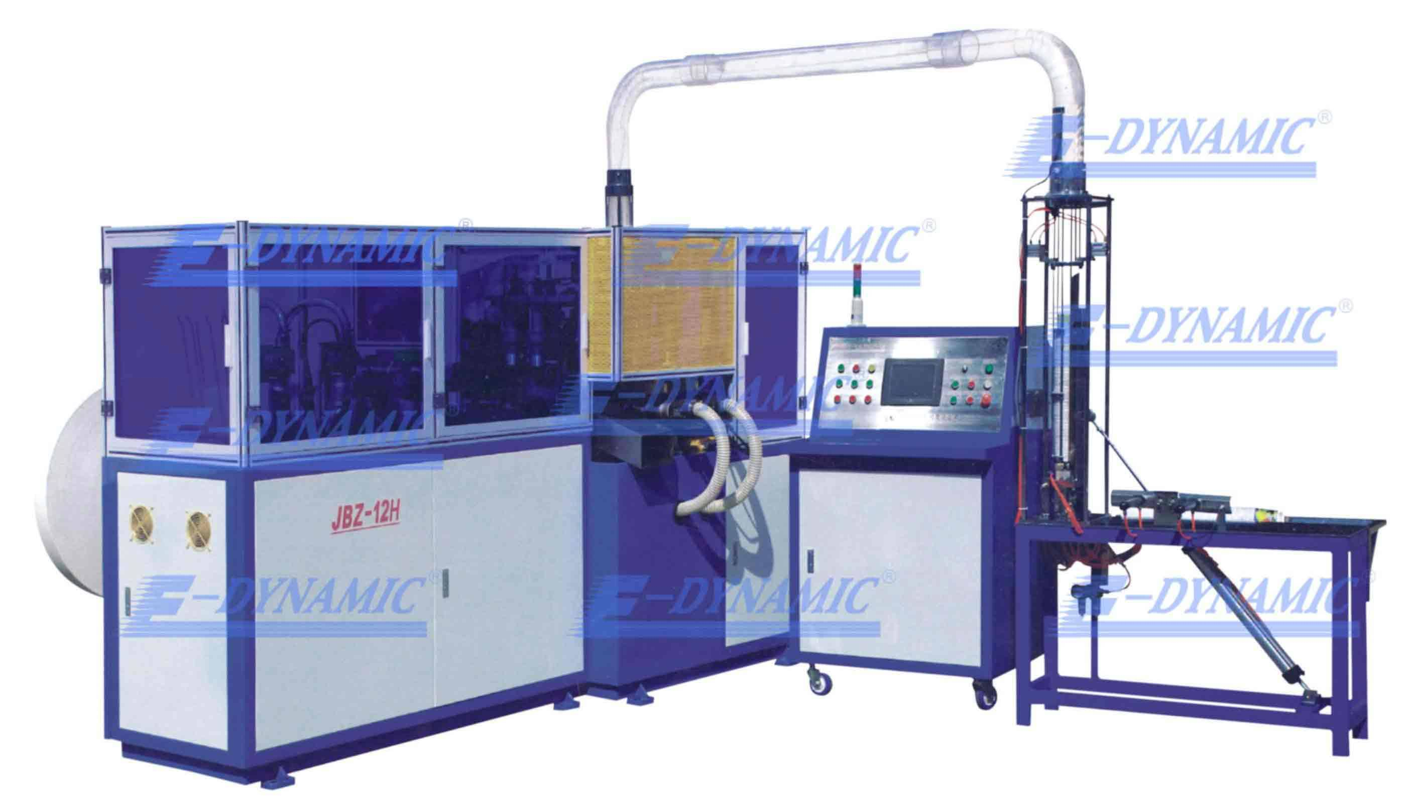 ED-12H HIGH SPEED PAPER CUP FORMING MACHINE