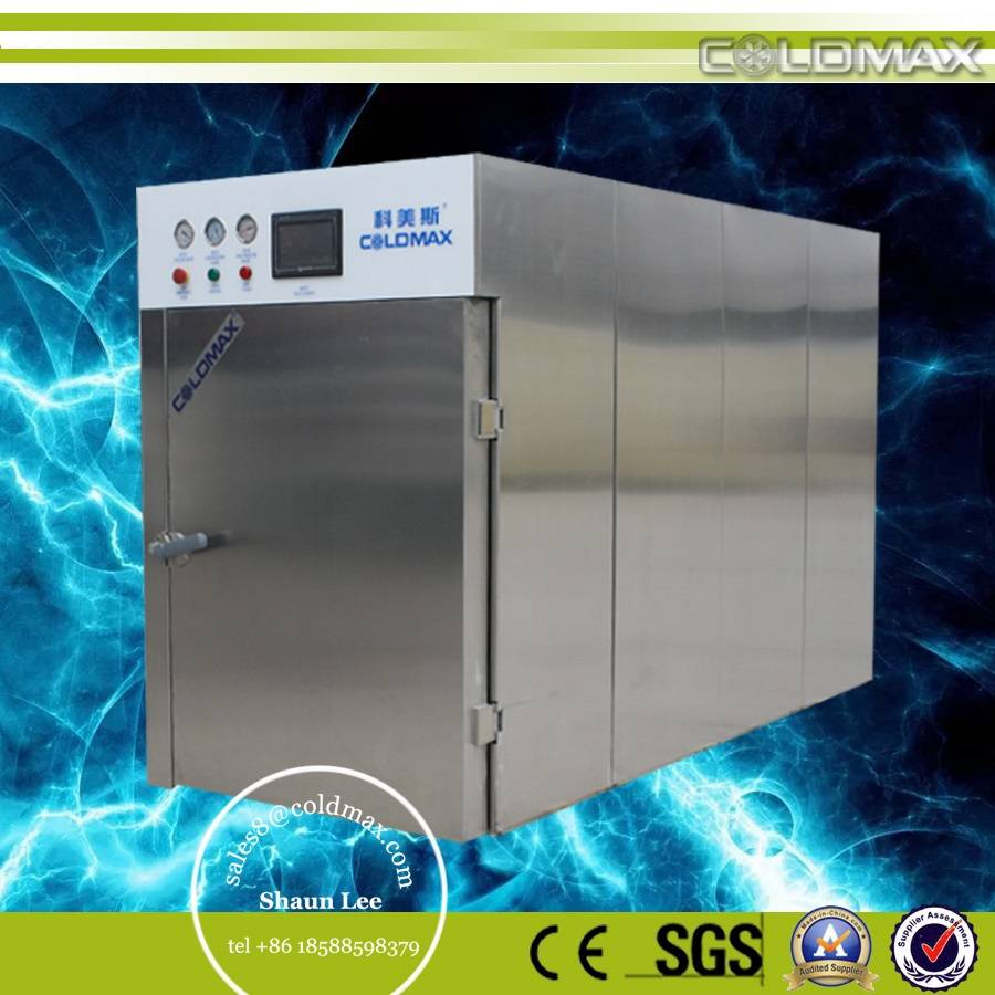 CE certification vacuum cooling machine for bread