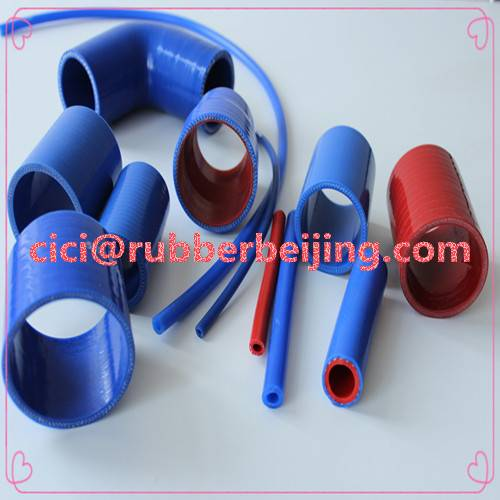Thin Silicone Sealant Rubber Tube Molds