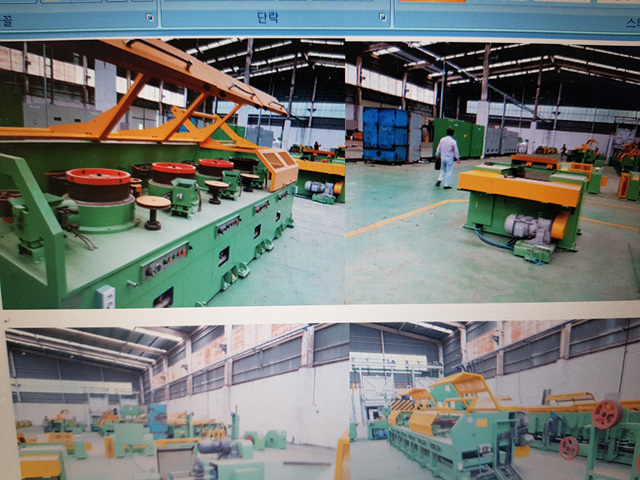flux cored( CO2 welding wire) production line