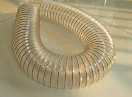 Pu spiral hose