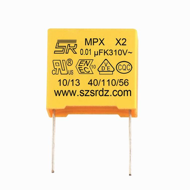 film capacitors manufacturer supply suppression capacitors