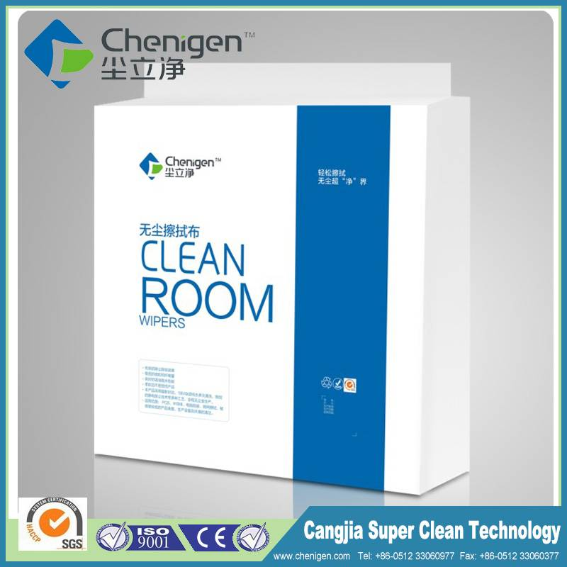 Micro biber cleanroom cleaning cloth