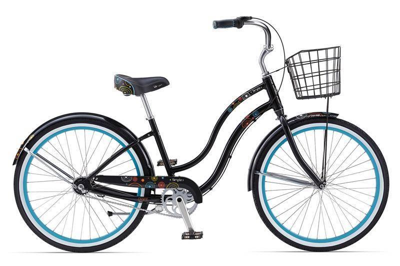 Giant Women On-Road Lifestyle Cruiser Simple Three W Bicycle Bike
