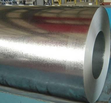Galvanized Steel Coil (Regular/Zero Spangle)
