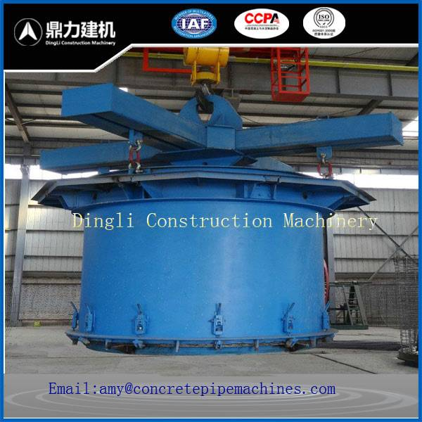 Professional manufacture of Vertical Vibration Casting Pipe machine to ensure the quality