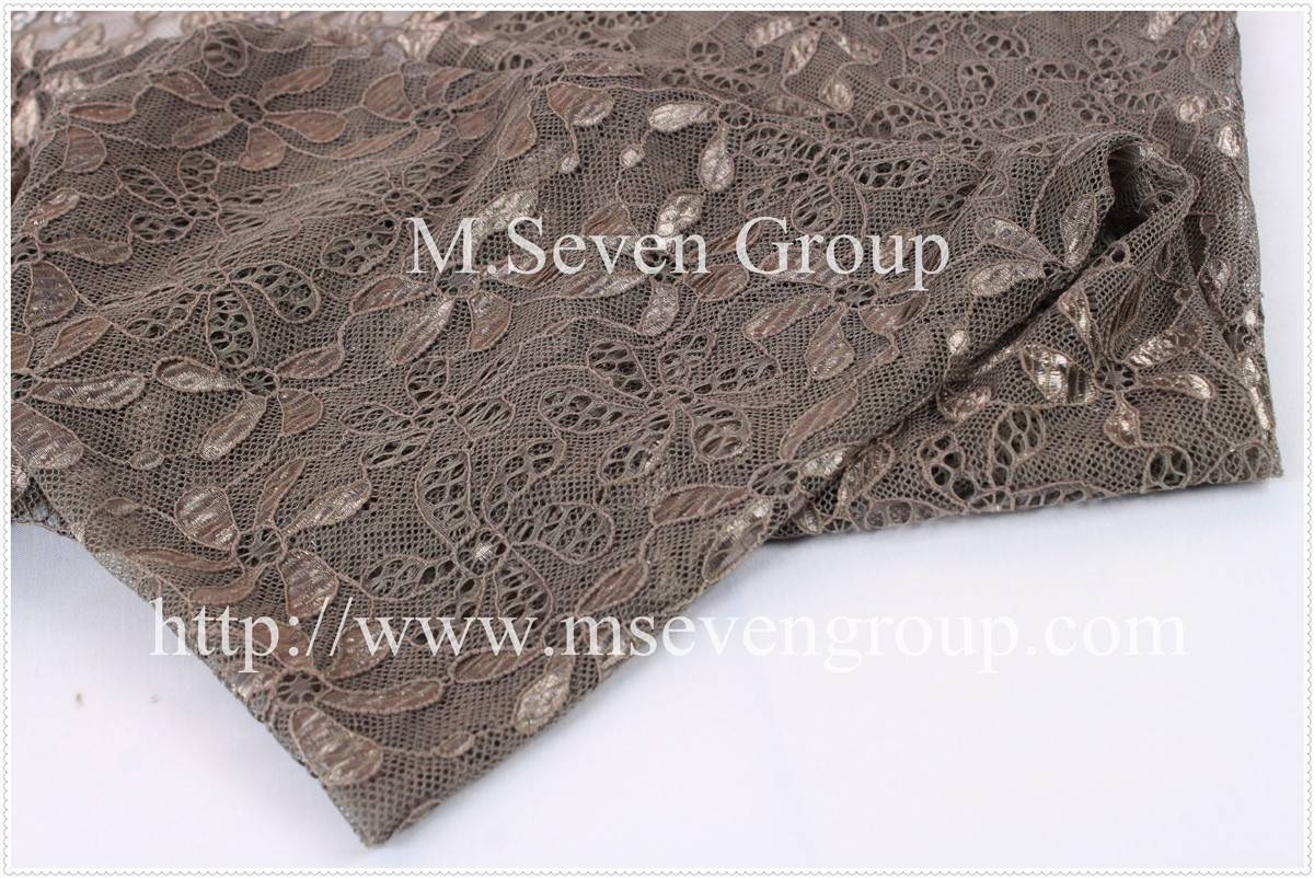Lace fabric for women dress
