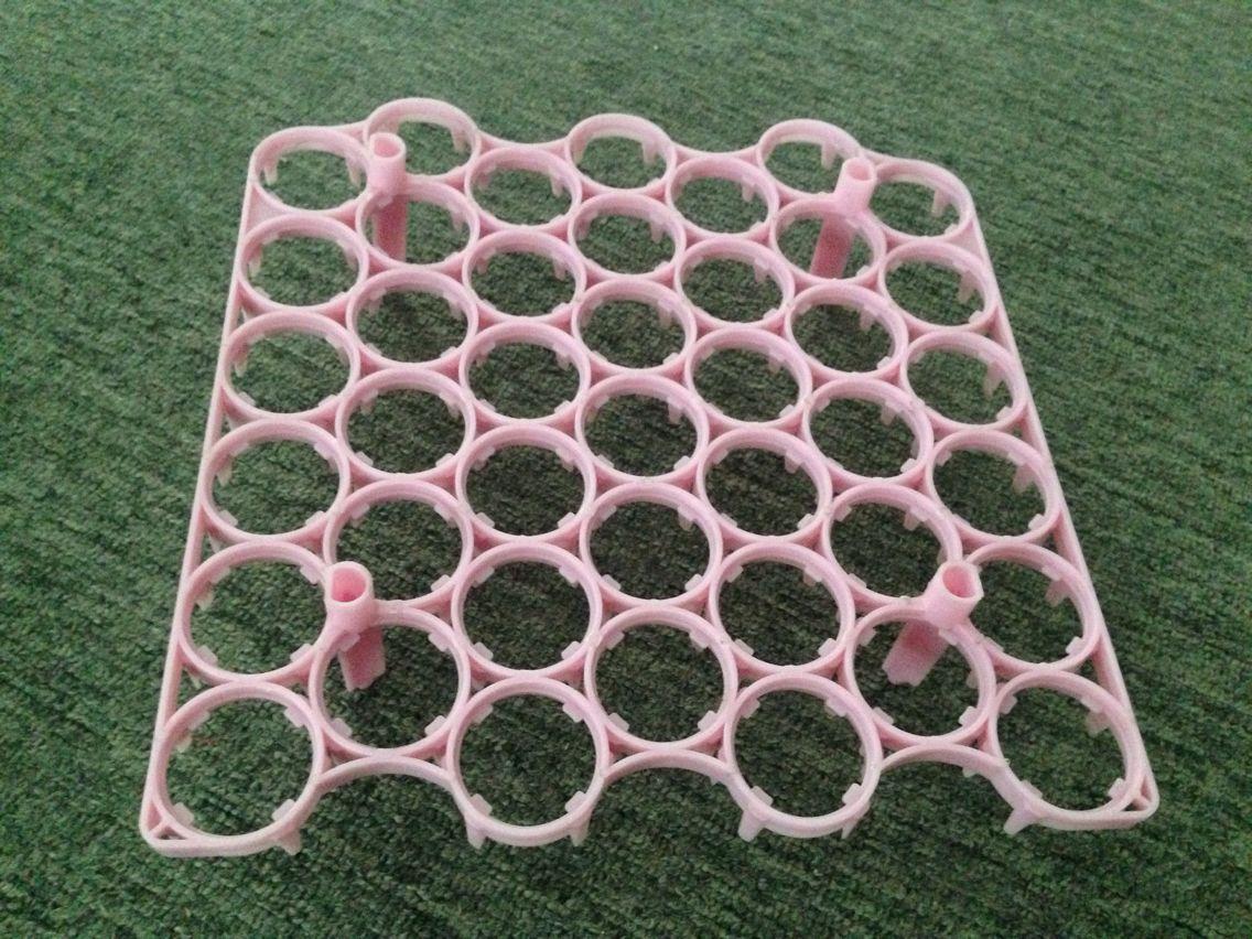 Different type 42 holes plastic incubator egg tray
