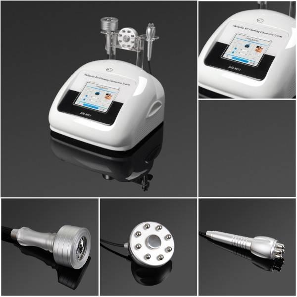 portable 8-polar & 4-polar & Vacuum RF Skin Lifting Beauty Euipment DM-8011 with CE,new