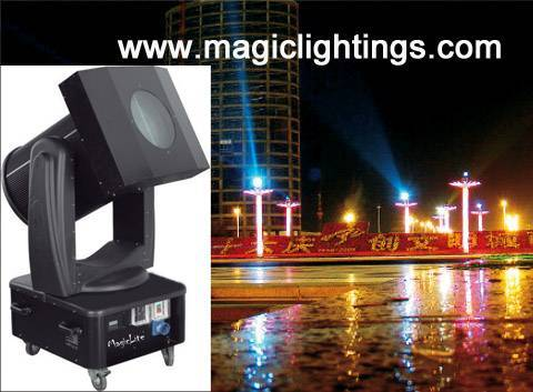 Moving Head Discolour Searchlight / outdoor lighting (MagicLite) M-D001