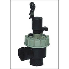 90 Angle Solenoid Valve with Manual (1'' FIPTXFIPT)