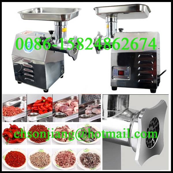Restaurant Stainless Steel Commercial Meat Grinder,Electric Meat Grinder,Industrial Meat Grinder