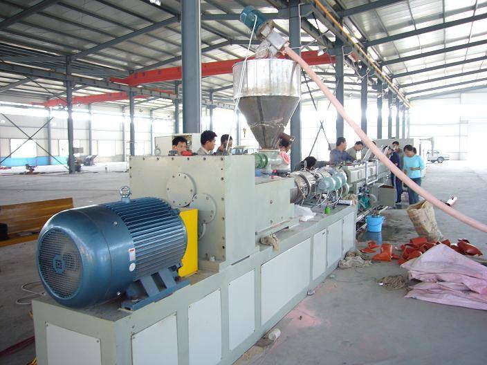 Water Supply / Rain / Cable PVC Pipe Process Line (XD)