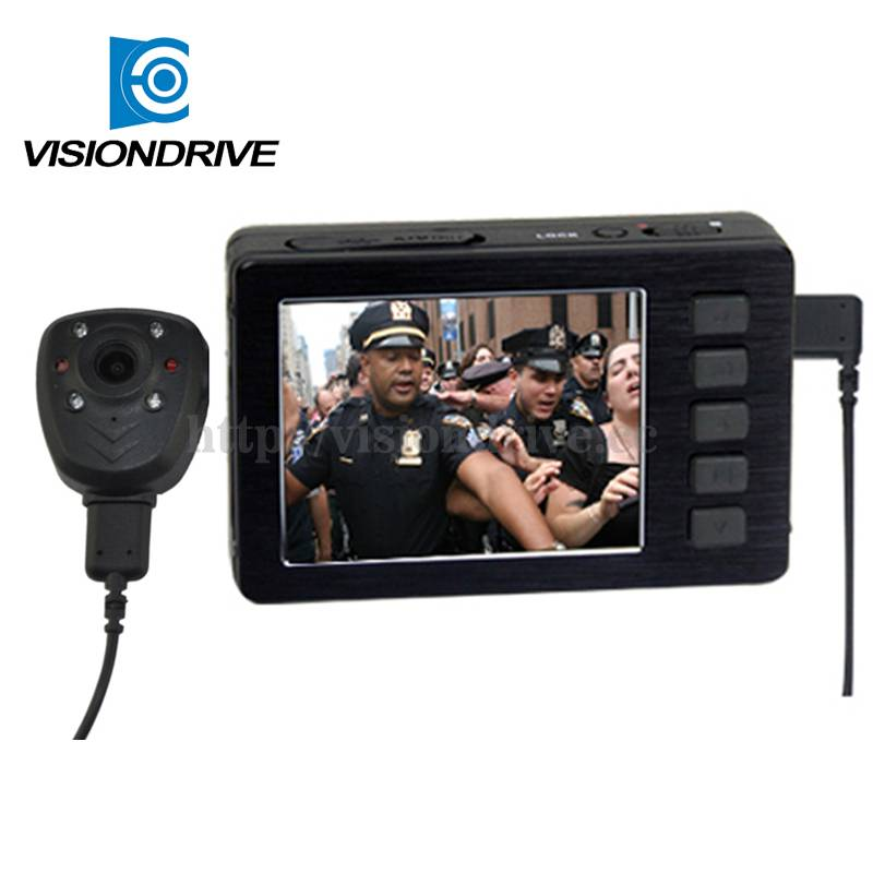 NEW design 1080P body wear camera H.264 video recorder dvr wear