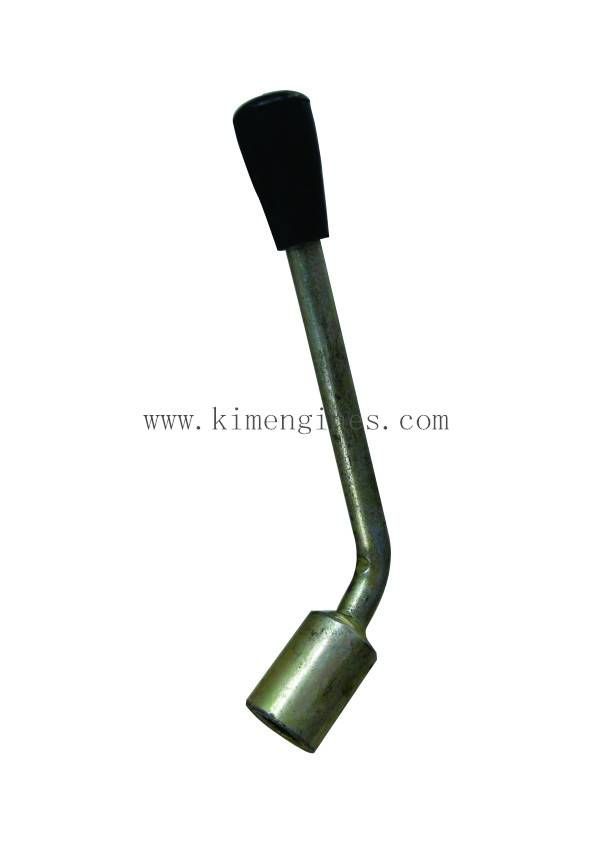 HANDLE ADJUSTER COMP for tiller