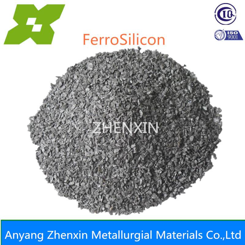 Zhenxin 72%FeSi for Steelmaking with Good Quality
