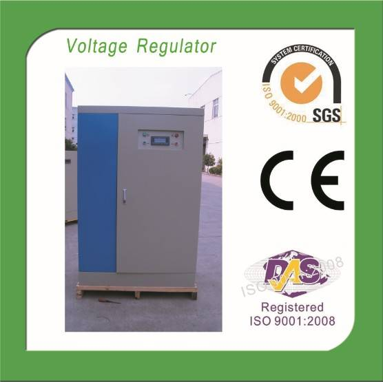 200KVA large power voltage regulator for equipment power stabilize