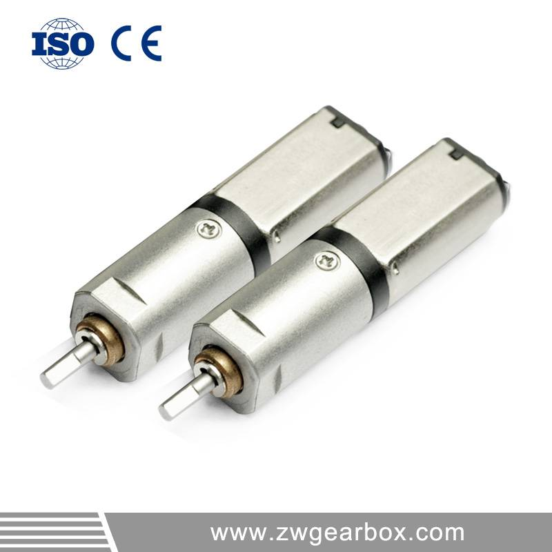 3V 6mm 105rpm small geared motor with gearboxes for mobile phone