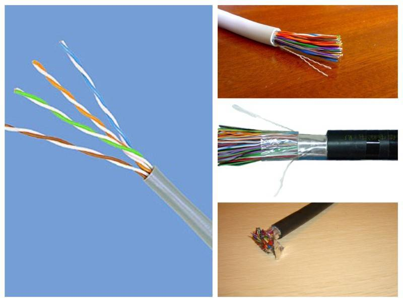 Mutipair cable