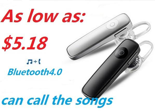 Mini Wireless Bluetooth Earphone for Mobile Phone