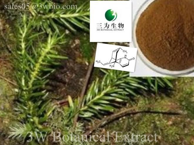 Huperzine Serrate Extract(sales05 AT 3wbio DOT com)