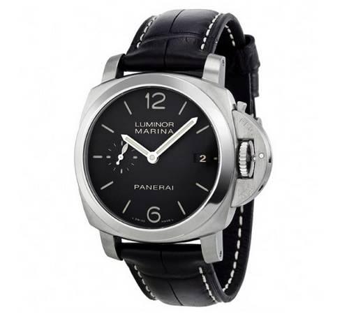 PANERAI Luminor Marina 1950 Automatic Black Dial Stainless Steel Men's Watch