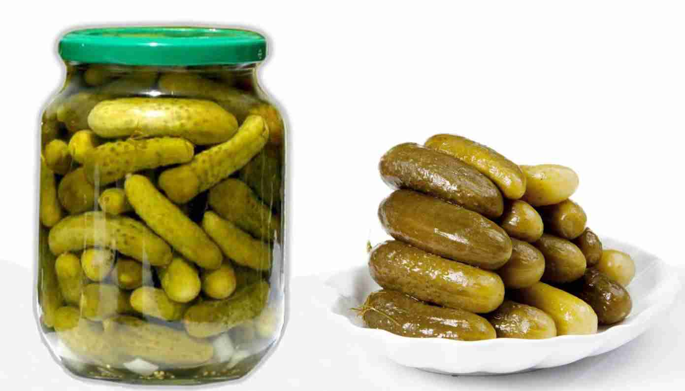 sell pickled cucumber