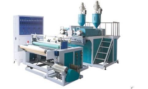 SLW Series Double-line Plastic Stretch Film Production Line