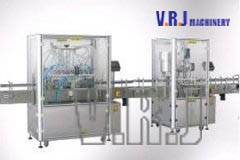 VRJ-6TY+VRJ-A1 Filling and Capping Production Line