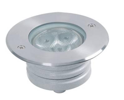 3X1W / 3X3W LED Underground light for IP67