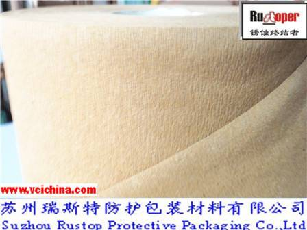 VCI antirust crepe paper for steel strip
