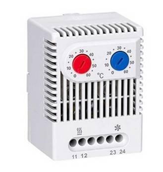 Stego dual thermostat ZR011