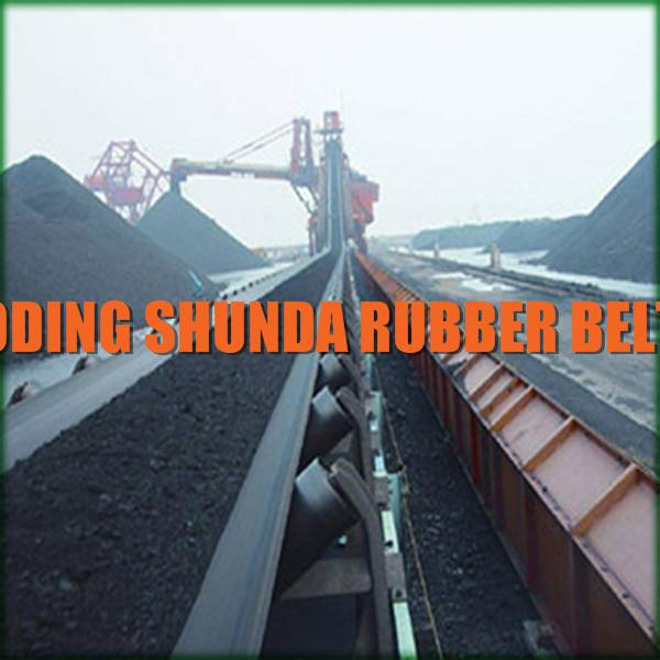 ISO/CE/BV certified rubber conveyor belt supplier,canvas conveyor belt, flat conveyor belt for grave
