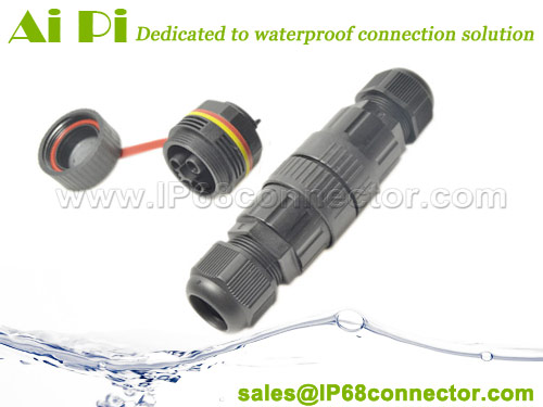 IP68 Waterproof Cable Connector