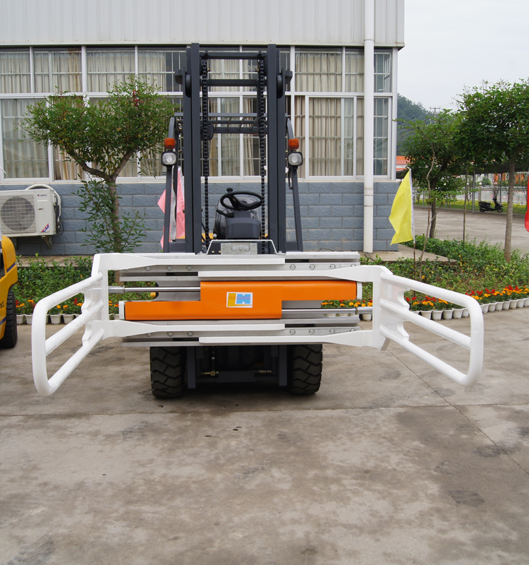 Efficiently Foam Clamp Forklift Attachment