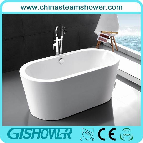 Acrylic Free Standing Bath Tub (KF-715K)