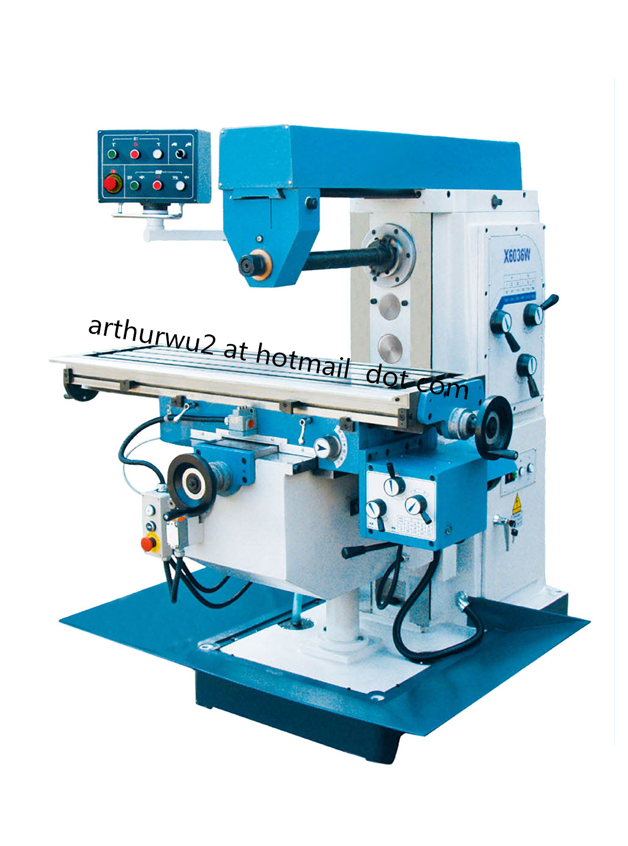 X6036W Knee Type Milling Machine