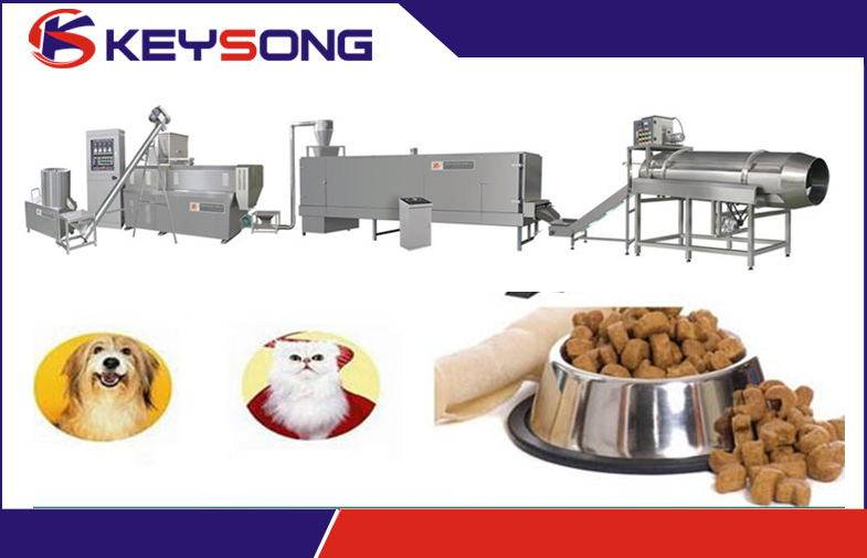 Small scale Pet Food Processing Machinery