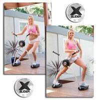X Slider fitness as seen on TV
