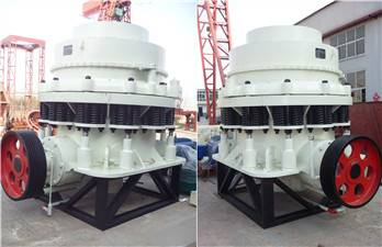 CS220B Symons cone crusher