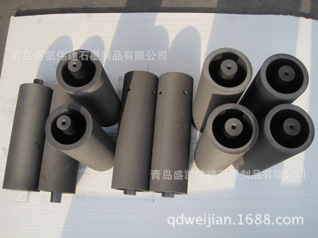 High purity Graphite mold for copper continuous casting